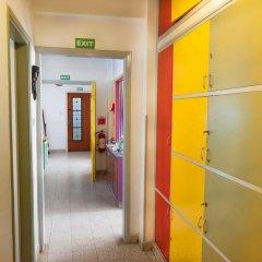 Lima Sol House - Hostel Кровать в женском общем номере с двухъярусной кроватью фото 3