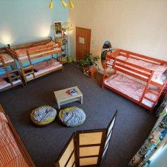 Мир Хостел Кровать в женском общем номере двухъярусные кровати фото 2