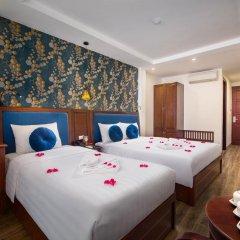 Holiday Emerald Hotel 3* Стандартный семейный номер с двуспальной кроватью фото 4