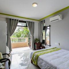 Отель Coconut Hamlet Homestay 2* Стандартный номер с различными типами кроватей фото 2