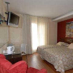 Отель Galeón 3* Улучшенный номер с различными типами кроватей фото 4