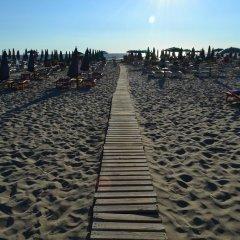 Отель Nuovo Sun Golem пляж