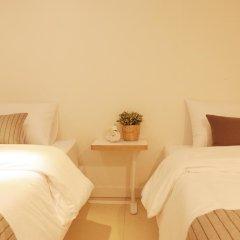 Отель The Mei Haus Hongdae 3* Номер Делюкс с 2 отдельными кроватями фото 2