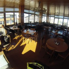 Отель Beceren Café питание фото 3