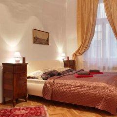Апартаменты Melantrichova Apartment комната для гостей фото 3