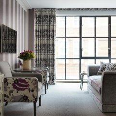 Ham Yard Hotel, Firmdale Hotels 5* Номер Делюкс разные типы кроватей фото 4