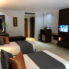 Отель Areca Resort & Spa 5* Номер Делюкс с двуспальной кроватью фото 3