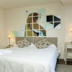 Отель Abadía San Martín 3* Стандартный номер разные типы кроватей фото 4