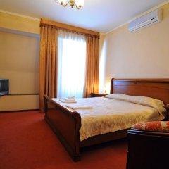 Отель Лермонтов Омск комната для гостей фото 5