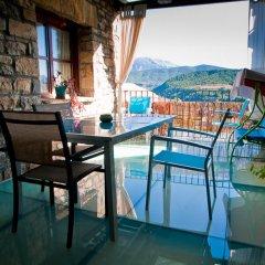 Hotel Villa Romanica балкон
