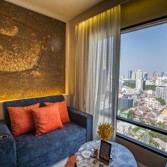 Siam@Siam Design Hotel Bangkok 4* Стандартный номер с различными типами кроватей фото 10