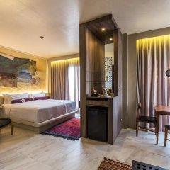 Siam@Siam Design Hotel Bangkok 4* Стандартный номер с различными типами кроватей фото 2