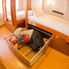 Pak-Up Hostel Номер категории Эконом с различными типами кроватей фото 3