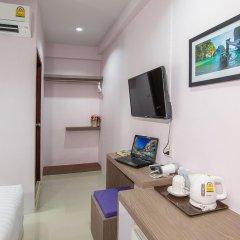 Отель Lada Krabi Express 3* Стандартный номер с различными типами кроватей фото 7