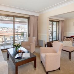 Hotel Barriere Le Gray d'Albion 4* Люкс фото 8