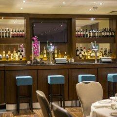 Отель Hilton Garden Inn Glasgow City Centre гостиничный бар фото 3