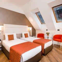 Отель Parlament 4* Стандартный номер с различными типами кроватей фото 11