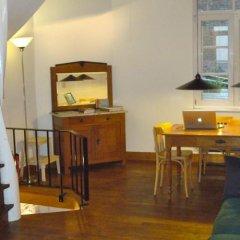 Отель De Witte Leirsse 1557 в номере