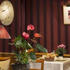 Отель BRITANNIQUE Париж интерьер отеля