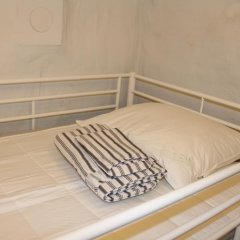 Hostel Dalagatan Кровать в общем номере фото 16
