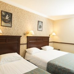 Topkapi Inter Istanbul Hotel 4* Стандартный номер с двуспальной кроватью