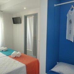 Ale-Hop Albufeira Hostel Стандартный номер с двуспальной кроватью фото 2