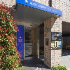 Hotel MyStays Hamamatsucho парковка