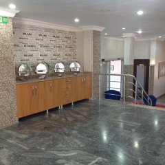 Mood Beach Hotel Турция, Голькой - отзывы, цены и фото номеров - забронировать отель Mood Beach Hotel онлайн интерьер отеля фото 3