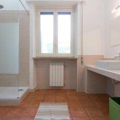 Отель Villa Mondello Италия, Палермо - отзывы, цены и фото номеров - забронировать отель Villa Mondello онлайн ванная