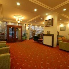 Aksemseddin Hotel интерьер отеля