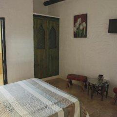 Hotel Rural Hoyo Bautista комната для гостей