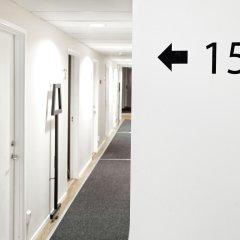 Mosebacke Hostel Стокгольм интерьер отеля