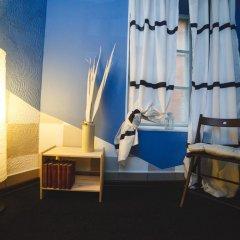 Art Hostel Contrast Стандартный номер с 2 отдельными кроватями (общая ванная комната) фото 2