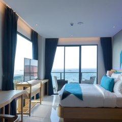 Отель Deep Blue Z10 Pattaya Стандартный номер с различными типами кроватей фото 21