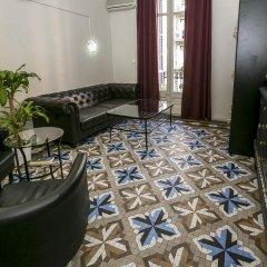 Отель Hostal Balmes Centro питание