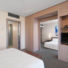 Отель Melia Valencia 4* Стандартный номер с двуспальной кроватью фото 3
