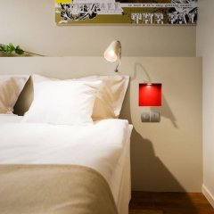 Hotel Birger Jarl 4* Стандартный номер с двуспальной кроватью фото 24