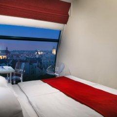 Design Metropol Hotel Prague 4* Улучшенный номер с различными типами кроватей