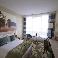Отель Crowne Plaza Antwerp 4* Стандартный номер фото 2