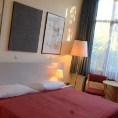 Берлин Арт отель комната для гостей фото 3