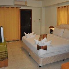 Отель Silver Gold Garden Suvarnabhumi Airport 3* Улучшенный номер с различными типами кроватей фото 11