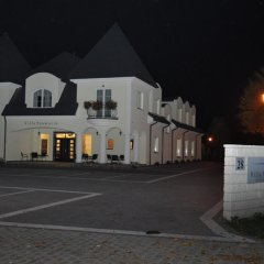 Отель Villa Szamocin парковка