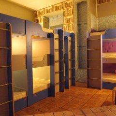 Hostel Uyutnoye Mestechko Кровать в общем номере с двухъярусной кроватью фото 2
