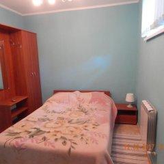 Гостевой Дом Спортивный Стандартный семейный номер с двуспальной кроватью