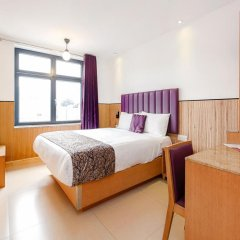 Eurotraveller Hotel Premier Tower Bridge 3* Стандартный номер с двуспальной кроватью