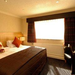 Hallmark Hotel Warrington 3* Улучшенный номер с различными типами кроватей фото 3