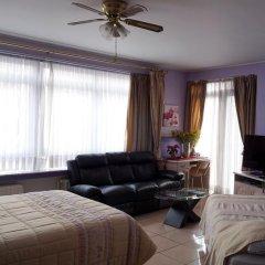 Отель Aparthotel Résidence Bara Midi 3* Студия с различными типами кроватей фото 15