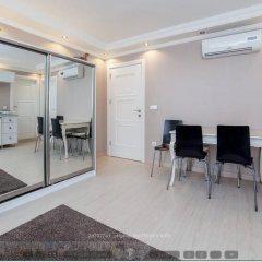 Отель Defne Suites Улучшенные апартаменты с различными типами кроватей фото 18