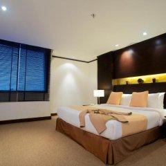 King Park Avenue Hotel 4* Представительский люкс с различными типами кроватей фото 8