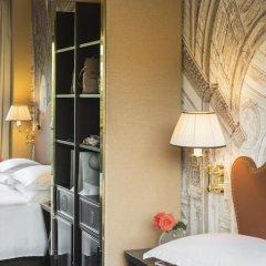 Отель Starhotels Michelangelo 4* Стандартный номер с различными типами кроватей фото 17